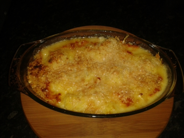 cookies larder cauliflower cheese